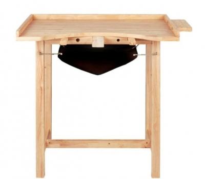 英國 Durston圍裙硬木的入門款金工桌