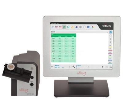 瑞士 Witschi Chronoscope X1(G3) w/Micromat C自動麥克風--可測陀飛輪